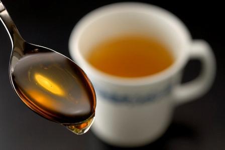 honey-tea